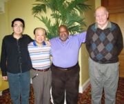 Alan Douglas Bill Tucker  Shan Huang richard Chan